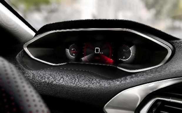Peugeot 308 krijgt update