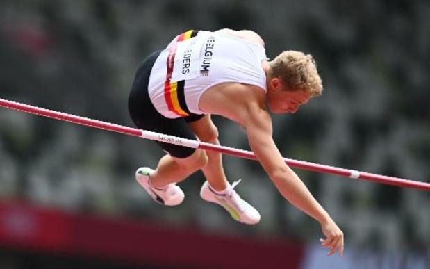JO 2020 - Ben Broeders éliminé en qualifications du saut à la perche