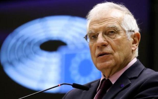 EU-vertegenwoordiger Borrell bereidt nieuwe sancties tegen Rusland voor