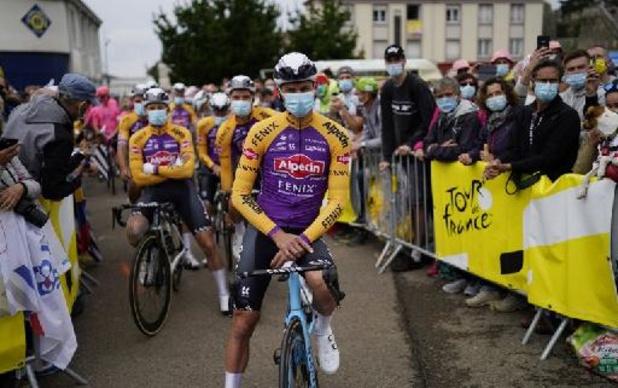 Le Tour de France 2021 s'est élancé de Brest