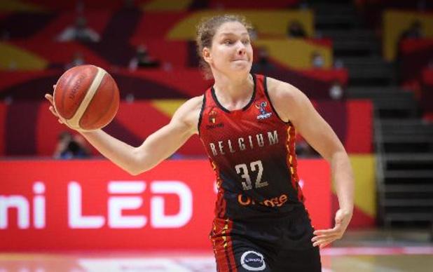 Heleen Nauwelaers poursuivra sa carrière à Grenade, en division 2 espagnole