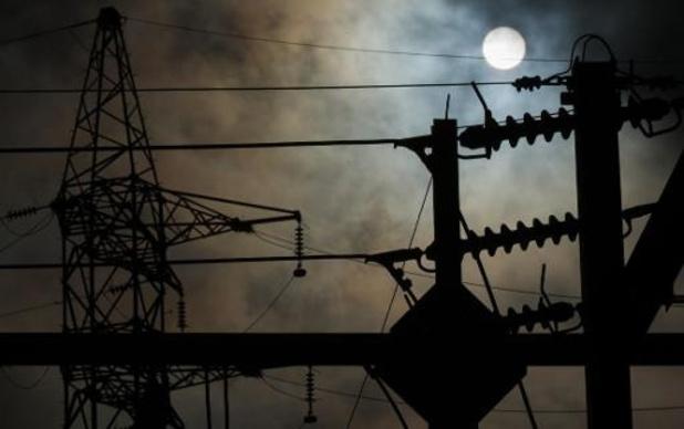Vlaming zat vorig jaar gemiddeld 19 minuten zonder stroom