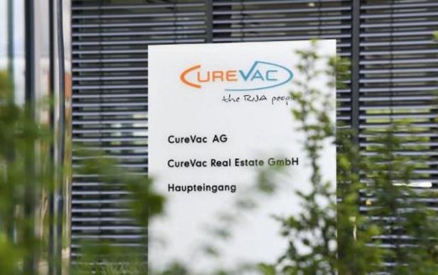 La Commission européenne boucle des discussions préliminaires avec le labo CureVac