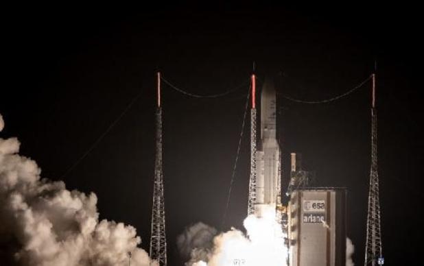 La mission européenne vers Mercure a atteint la planète pour la première fois