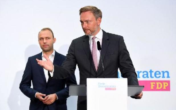 """FDP-voorzitter kondigt """"verkennende"""" gesprekken met Groenen aan"""