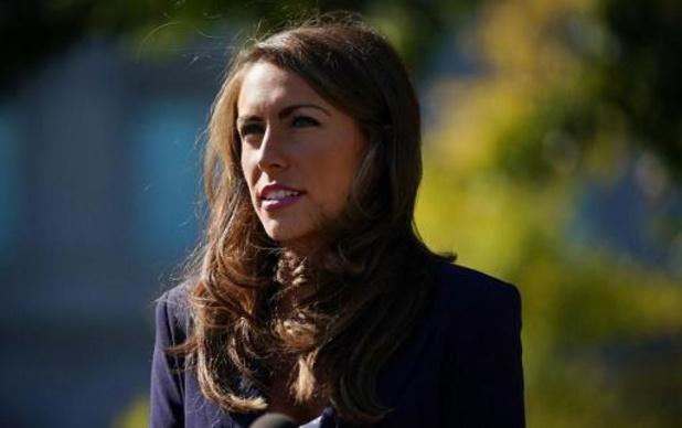 Communicatiedirectrice Witte Huis neemt ontslag