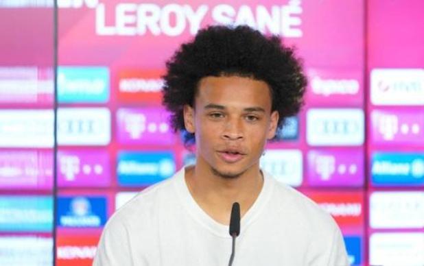 """Leroy Sane: """"Je suis venu au Bayern pour remporter la Ligue des Champions"""""""