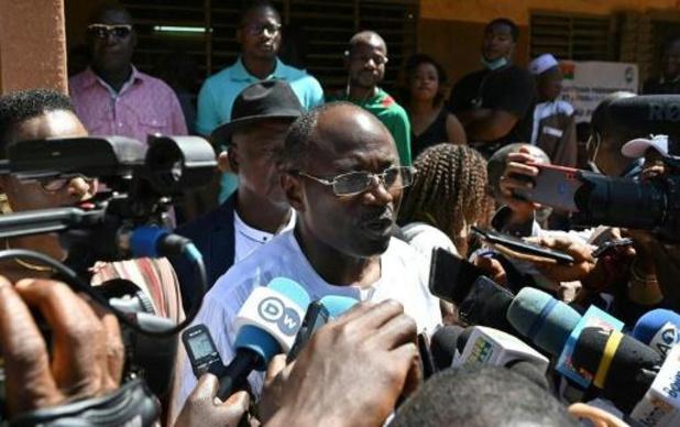 """Présidentielle au Burkina: des """"bureaux de vote"""" fermés à cause de """"menaces"""""""