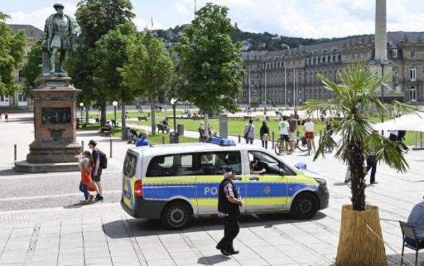 Allemagne: 24 interpellations après une nuit d'émeute à Stuttgart