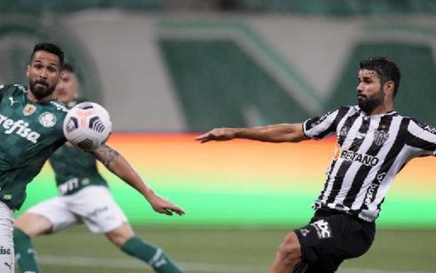 Brésil: le footballeur Diego Costa ciblé par une intervention policière