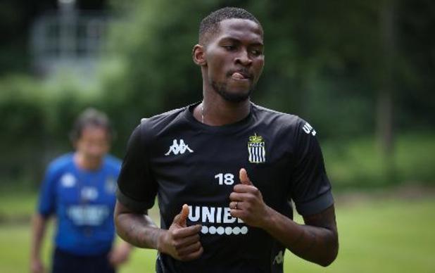 Transfer Deadline Day - Le RWDM obtient le prêt d'Aboubakar Keita de Charleroi