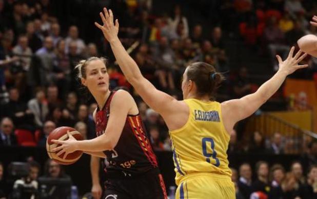 Belgian Cat Kim Mestdagh verlengt contract bij Flammes Carolo Basket Ardennes
