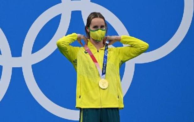 OS 2020 - Emma McKeon pakt derde en vierde goud