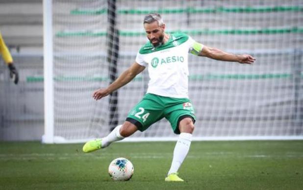 Ligue 1 - Loïc Perrin, capitaine de Saint-Etienne, annonce sa retraite