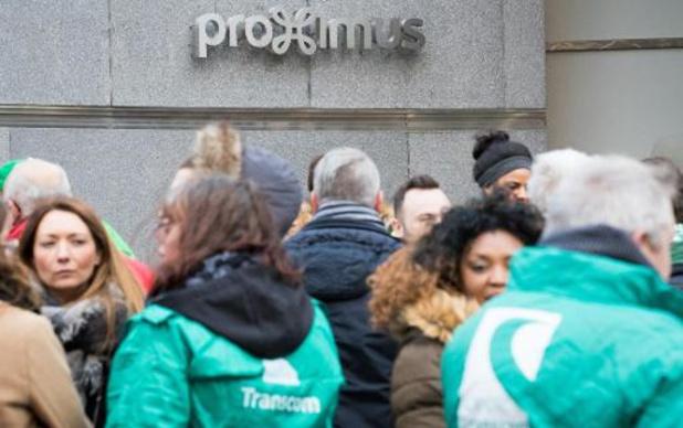 Proximus duwt herstructtureringsplan door en benoemt nieuw CEO
