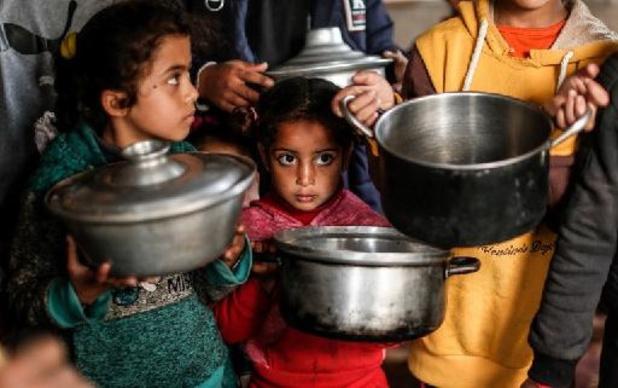 Le PAM fournit une aide d'urgence à 51.000 personnes à Gaza