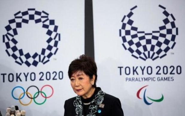 La gouverneure de Tokyo mécontente de la suggestion de déplacer les Jeux à Londres