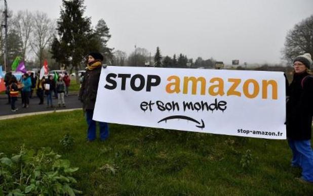 Amazon critiqué publiquement par plus de 300 de ses employés