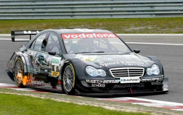 Retour surprise du DTM à Spa-Francorchamps