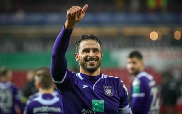 Nacer Chadli verlaat AS Monaco voor Basaksehir