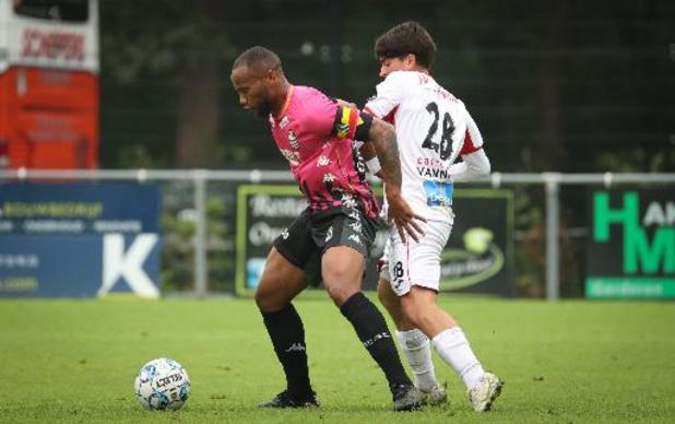 Le Sporting Charleroi fait match nul face au RWDM en match amical