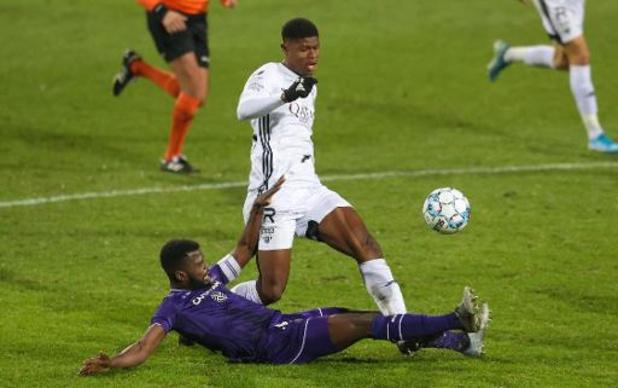 Un match de suspension confirmé pour Emmanuel Agbadou