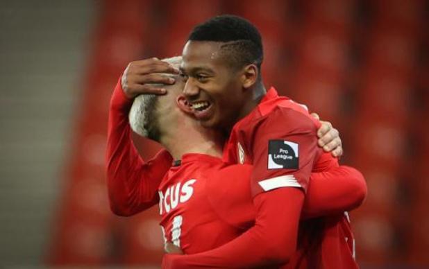 Jupiler Pro League - Standard speelt tegen KV Mechelen voor het vierde duel op rij gelijk