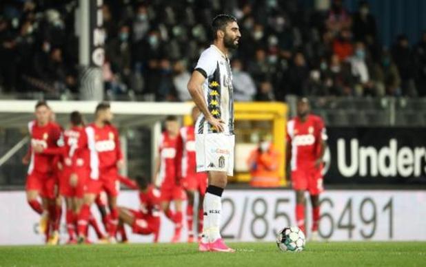 Jupiler Pro League - Le Standard a infligé sa première défaite de la saison à Charleroi