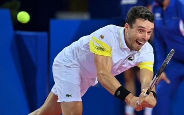 """ATP Montpellier - Bautista Agut, battu en finale par Goffin : """"David a nettement mieux retourné que moi"""""""