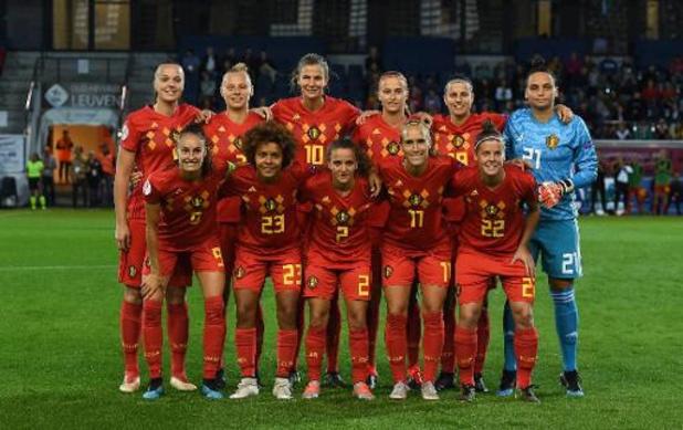 Red Flames stijgen naar achttiende plaats op FIFA-ranking, een record