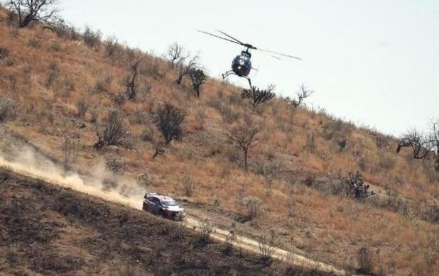 WRC - Arrêté samedi soir, le rallye du Mexique n'ira pas à son terme