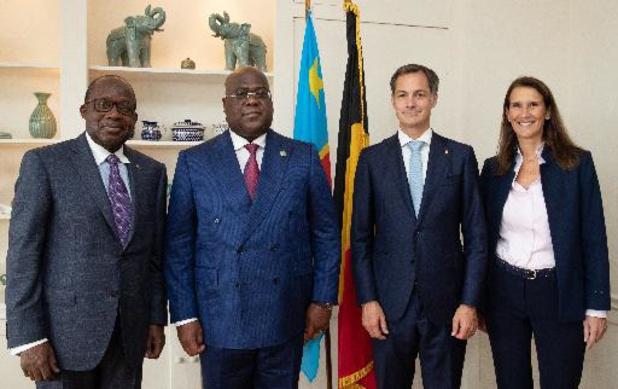 """Algemene Vergadering VN - """"Nieuwe dynamiek in relatie tussen België en Congo"""""""