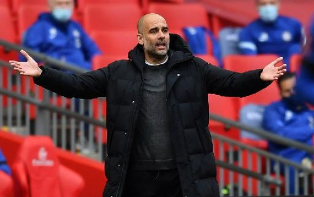 """City-coach Guardiola bekritiseert Super League: """"Heeft niets meer met sport te maken"""""""