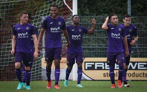 Anderlecht treft Craiova (Roe) of Laç (Alb), Gent ontmoet RFS (Let) of Puskas Ak.