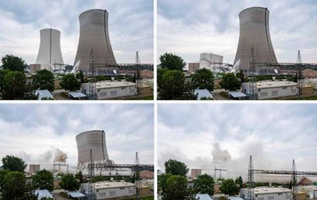 Allemagne et France concluent un accord sur les déchets nucléaires
