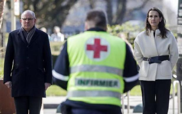 Sophie Wilmès rend hommage aux victimes des attentats du 22 mars en comité restreint