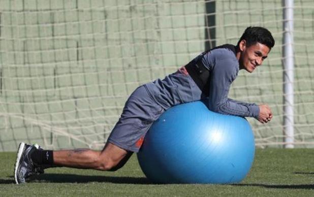 Andy Najar keert terug naar MLS en gaat bij Los Angeles FC aan de slag