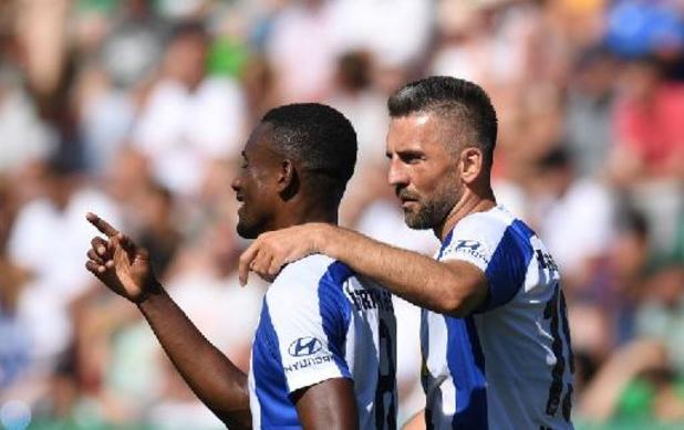 Salomon Kalou et Botafogo se séparent