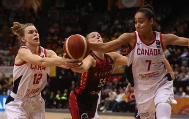 OKT basket (v) - Belgian Cats tegen Japan op zoek naar goede uitgangspositie