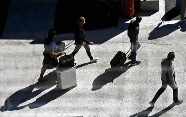 La fin de l'interdiction des voyages non-essentiels déjà visible en mai à Brussels Airport