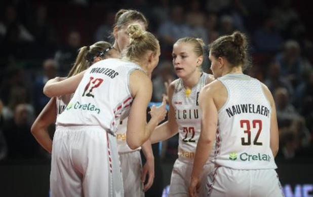 Belgian Cats winnen ook vlot van Finland