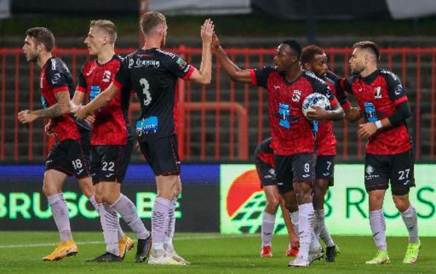 1B Pro League - Le RWDM battu à domicile par Waasland-Beveren