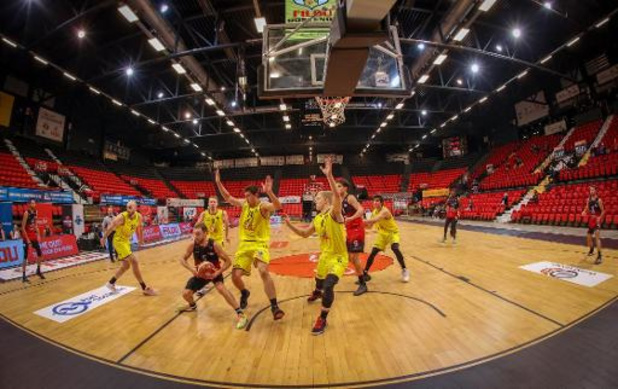 Euromillions Basket League - Ostende domine Charleroi
