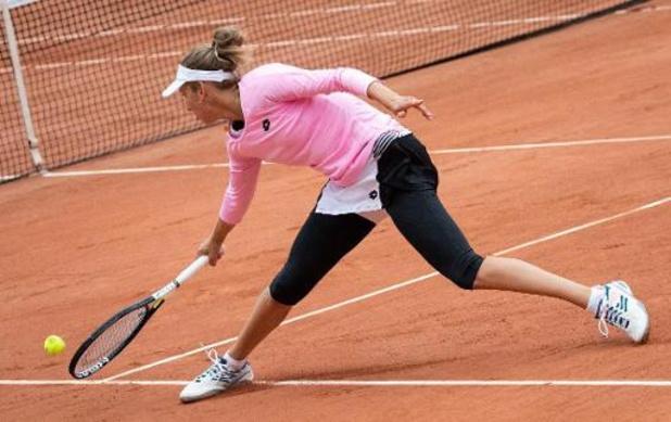 Roland-Garros - Elise Mertens et Greet Minnen/Alison Van Uytvanck en lice mercredi