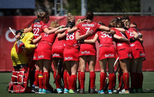 Red Panthers sluiten af met nederlaag tegen Nederland
