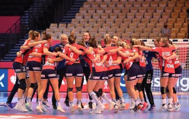 Euro de handball dames - Huitième sacre européen de la Norvège après sa victoire en finale contre la France