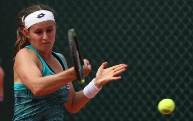 WTA Séoul - Greet Minnen au second tour des qualifications