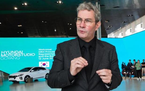 Belgische designer Luc Donckerwolke verlaat Hyundai