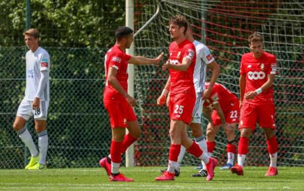 Jupiler Pro League - Un partage et une défaite pour le Standard contre Oud-Heverlee Louvain