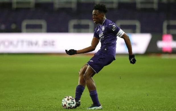 "Albert Sambi Lokonga ambitieux pour sa première: ""L'Euro est atteignable"""